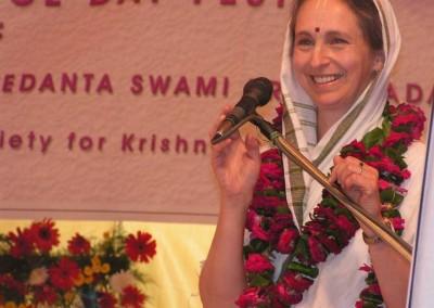 Vrindavana, India